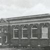 R. J. Reynolds High School gymnasium, 1927.