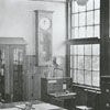 R. J. Reynolds High School office, 1932.