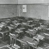 R. J. Reynolds High School typewriting classroom, 1932.