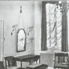 Ladies' parlor in the Reynolds Auditorium, 1932.