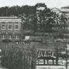 R. J. Reynolds High School, Reynolds Auditorium, the gymnasium, and Hanes Park, 1935.