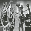 R. J. Reynolds High School basketball players.