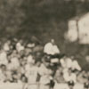 R. J. Reynolds High School versus Gastonia baseball game, 1956.