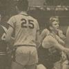 R. J. Reynolds High School basketball game against Salisbury NC's Boyden High School, 1958.