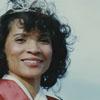 Miss Alumni 1991, Vera Ford, at Homecoming