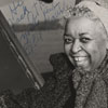 Ethel Waters at Homecoming
