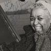 Ethel Waters at Homecoming