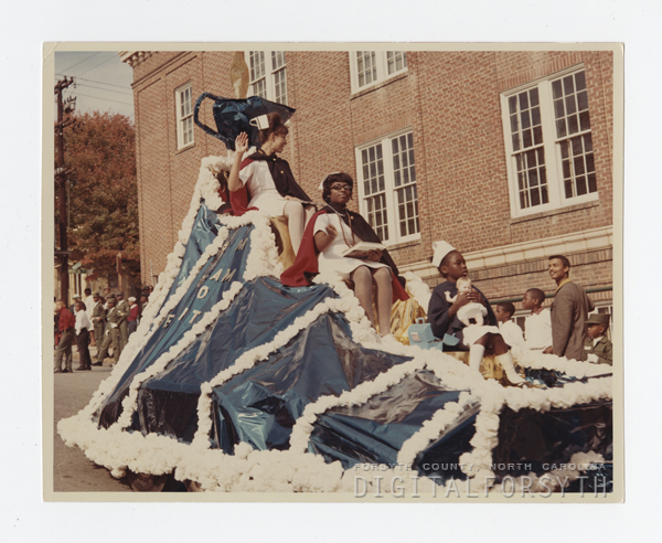 Nursing Sorority Homecoming Float