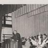 Baccalaureate Speaker, The Reverend A. L. James