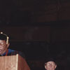 John Hope Franklin at 1991 Commencement
