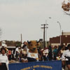 Johnson C. Smith University Marching Band at Black College Day