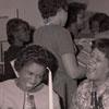 R. Greene, E. Williams at Pegram Hall Christmas Party