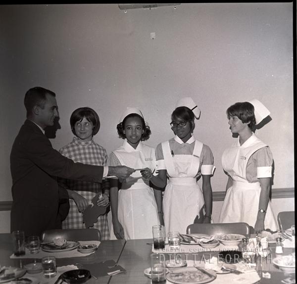 Tuberculosis Association Nurse Awards Dinner