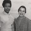 Miss WSSU Barbara Spaulding Hayes and Court