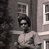 Librarian Dorothy Bailey