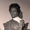 Sylvia Sprinkle (Hamlin), Student