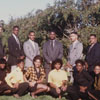 Alpha Phi Alpha Fraternity Brothers and Auxiliary