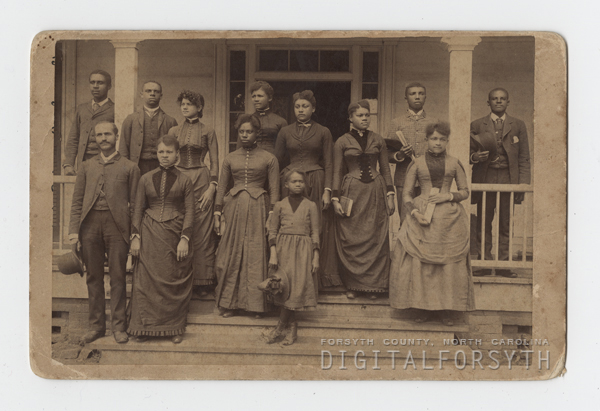 Slater Industrial Academy c. 1890s