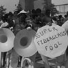 Marching Band Tuba Section at Homecoming Parade