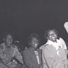Homecoming Bonfire/WSTC Students, 1945