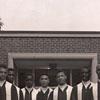 Upward Bound Students; W. Archie Blount