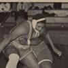 Wrestler Samuel Hagan