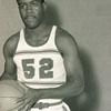 Men's Basketball Player James Reid