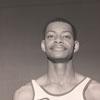 Men's Basketball Player #24