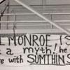 Men's Basketball Anti-Monroe Banner