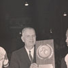 Men's Basketball Trophy with Monroe & Smith