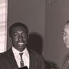 Coach CE Gaines & Earl Monroe