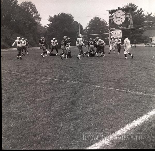 WSSU Football Game